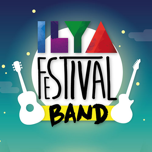 Music Festival Band – Brand design
