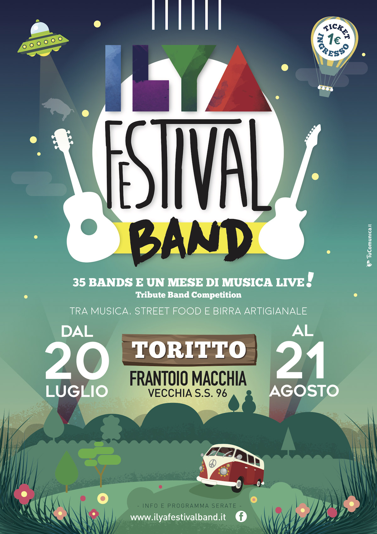 music-festival-band-locandina-design